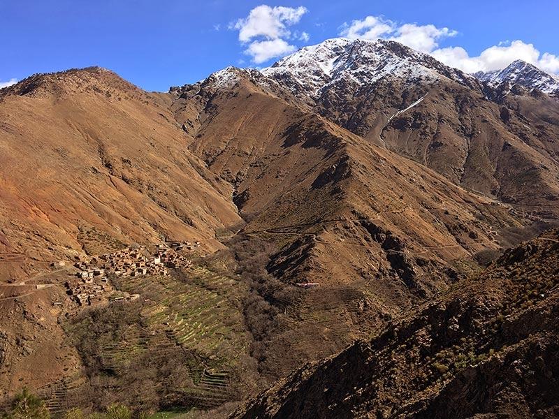 Atlas-Mountains, Morocco