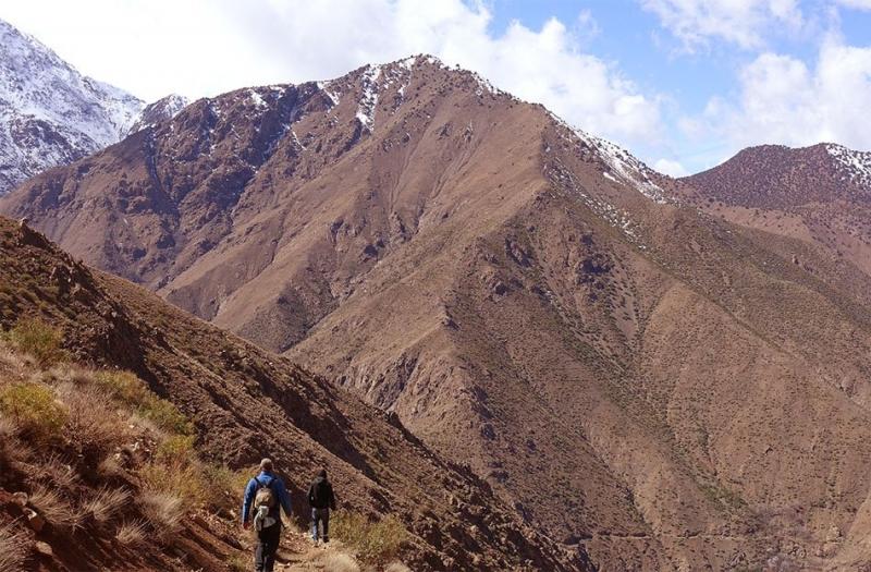 Hiking, Imlil