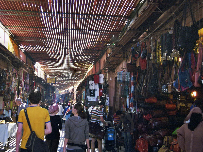Suqs Marrakech