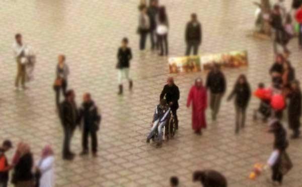wheelchair morocco marrakech