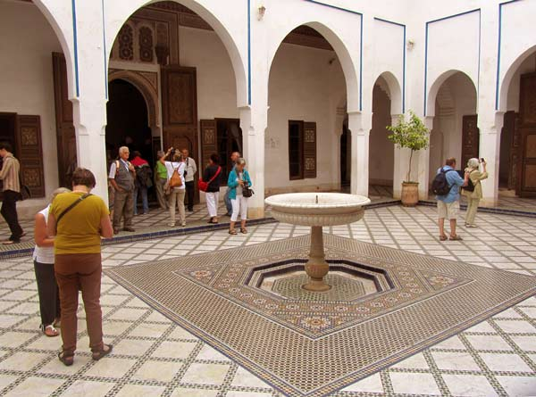 Bahia Palace Patio