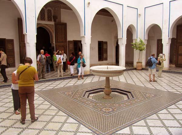 Bahia Palace Patio