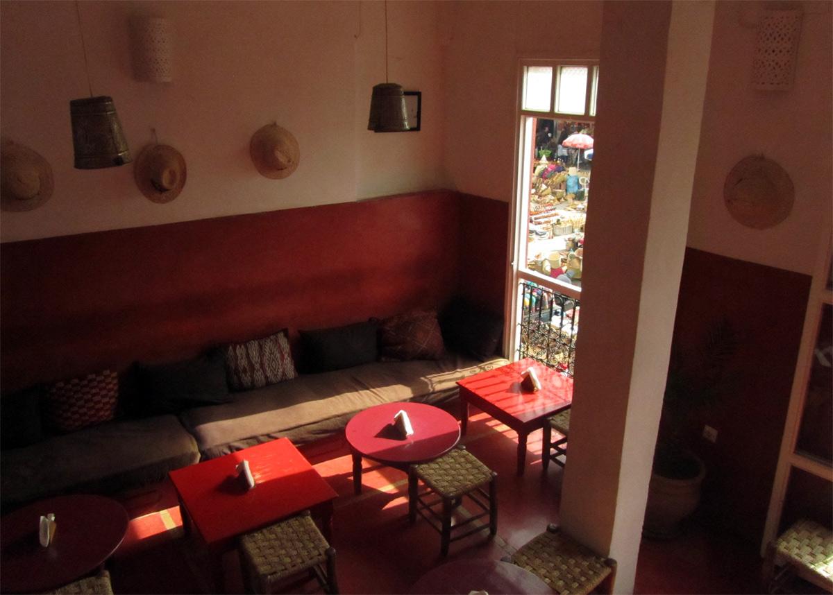 Café des Epices Marrakech