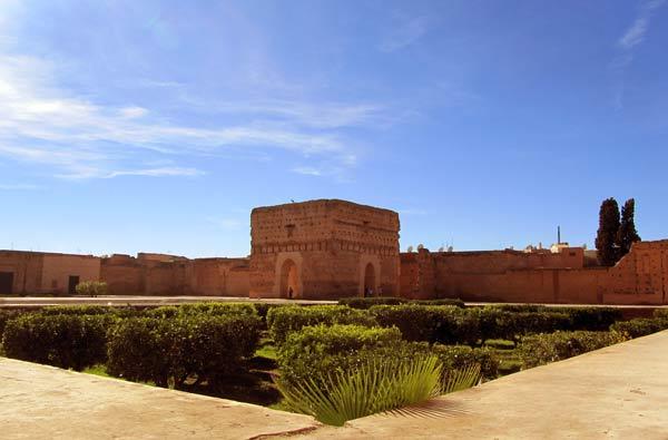 el-badi palace marrakech