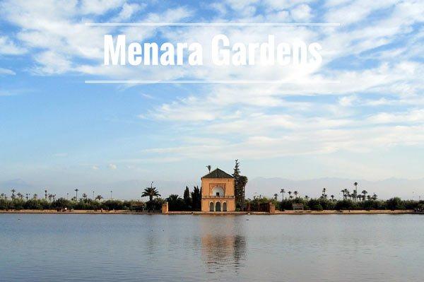 menara gardens marrakech