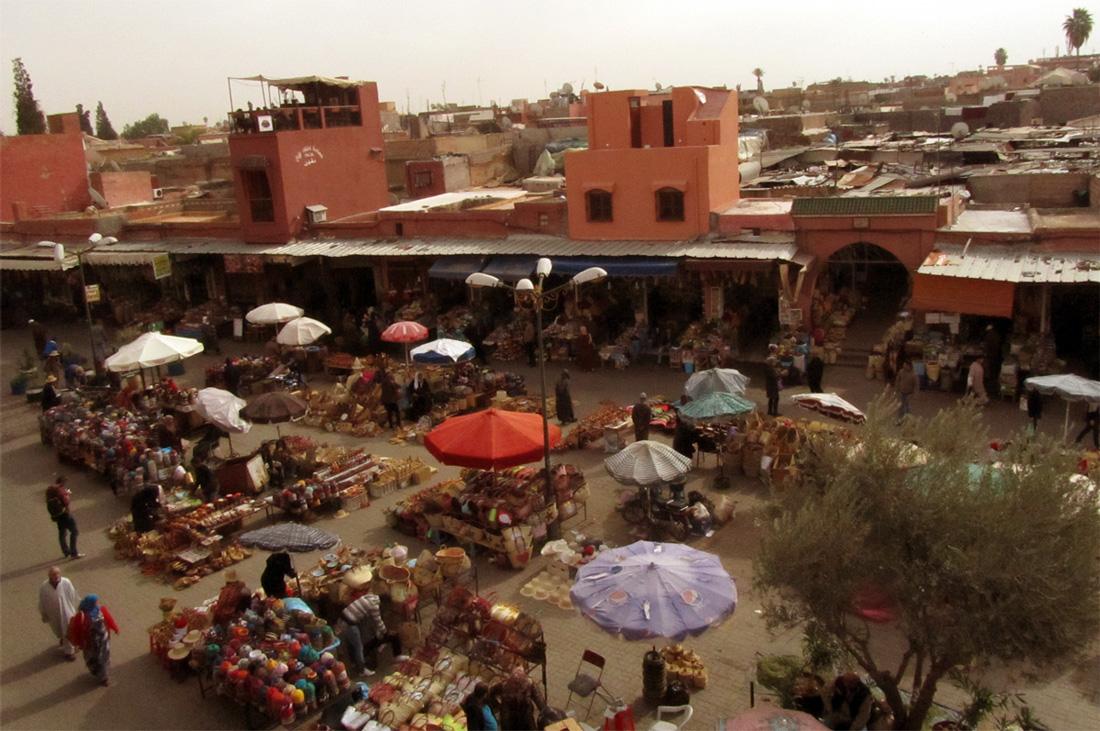 Cafés And Restaurants In Marrakech Café Des épices