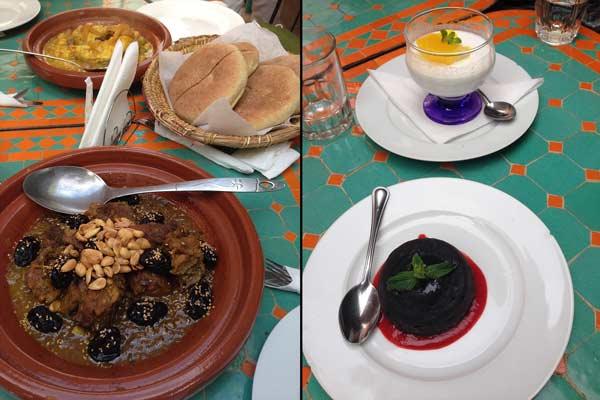 cooking class amal women marrakech