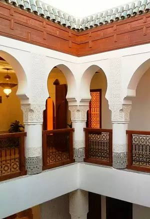 marrakech riad