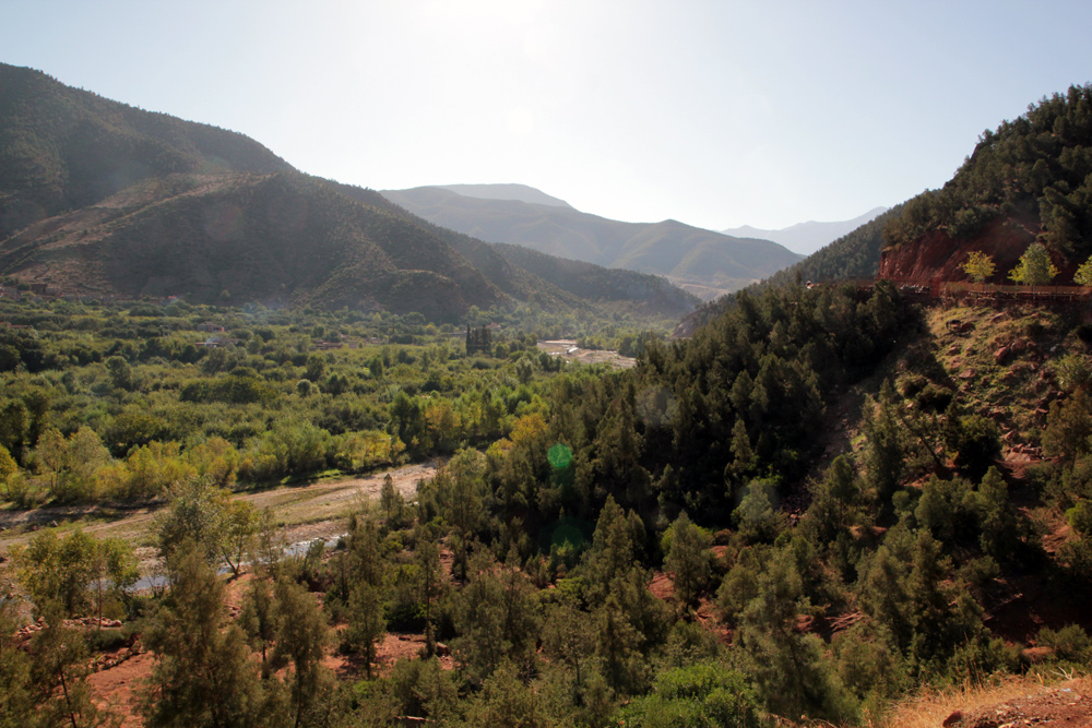 Ourika Valley Morocco