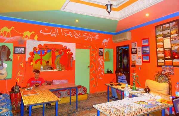 kif kif hostel marrakech