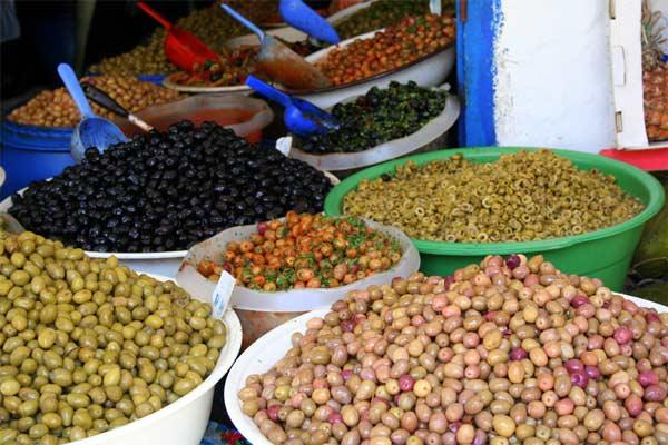 marrakech olives