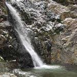 Waterfall in Setti Fatma, Morocco