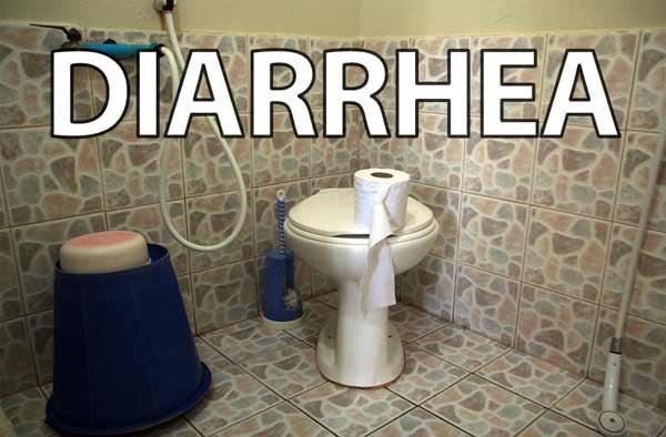 Diarrhea in Morocco