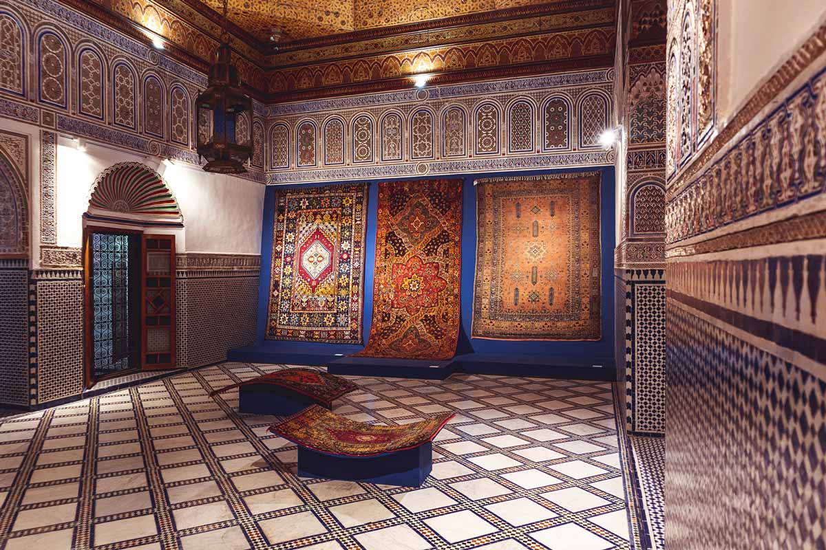 Carpet Museum Dar Si Said Marrakech