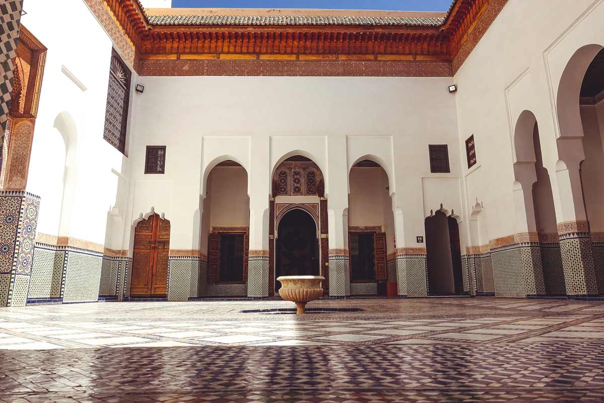 Dar Si Said Museum Marrakech