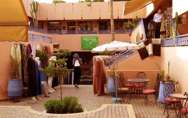 Artistic Ensemble Marrakech
