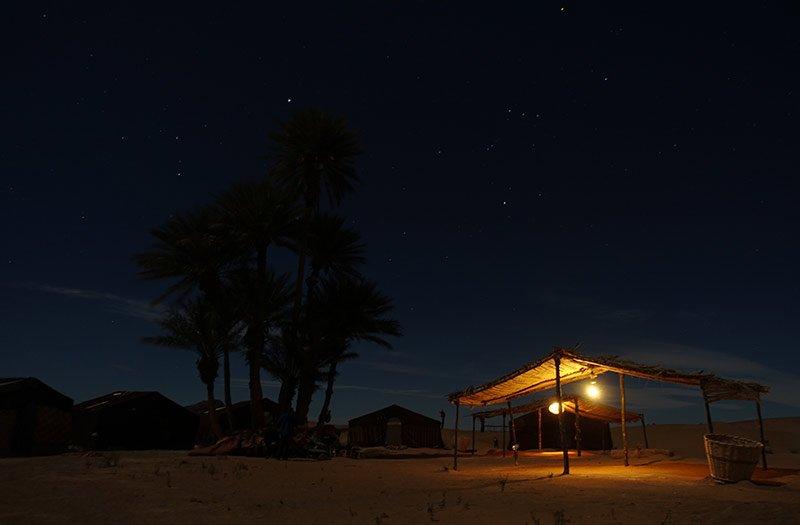 desert camp merzouga morocco