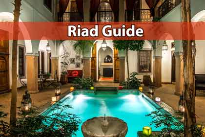 Riad Guide Marrakech