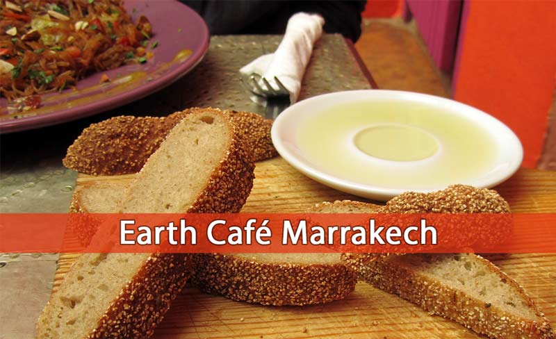 Earth Café Marrakech