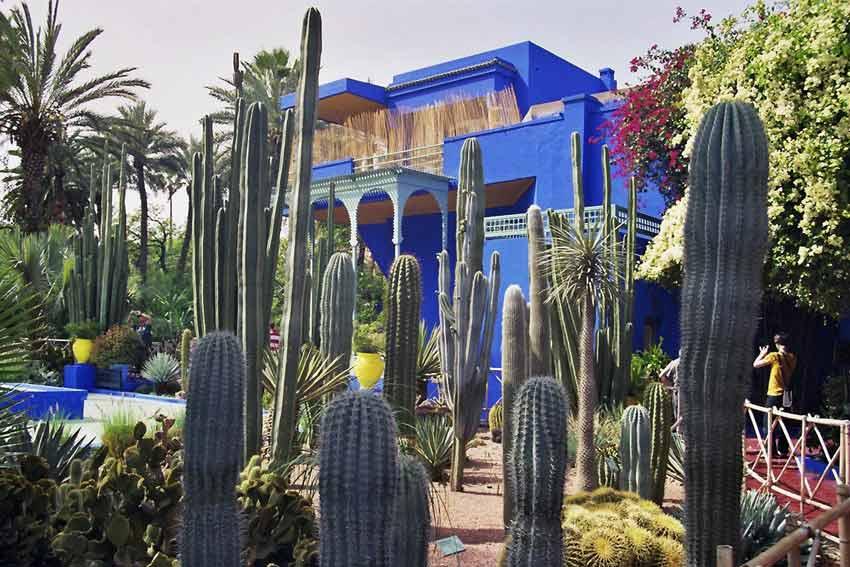 Jardin Majorelle Marrakech Holidays
