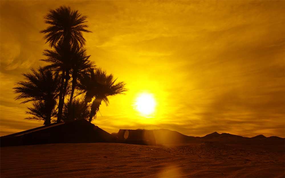 Marrakech Holiday desert tour