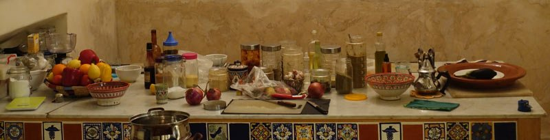 Cooking Class House of Fusion Marrakech