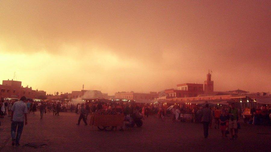 Holidays in Marrakech Jemaa el Fna