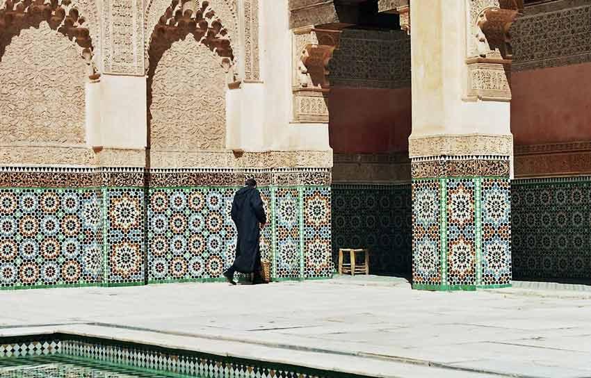 Marrakech Holidays Medersa Ben Youssef