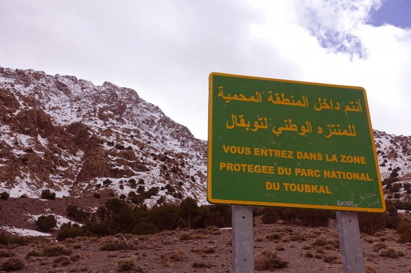 Toubkal National Park, Morocco
