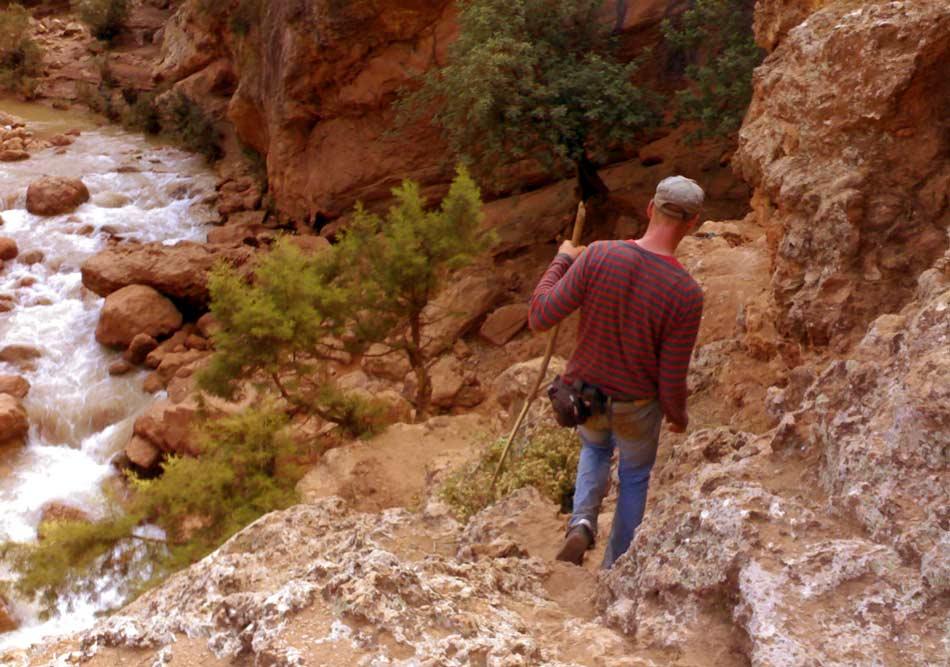 Ouzoud Morocco Hiking