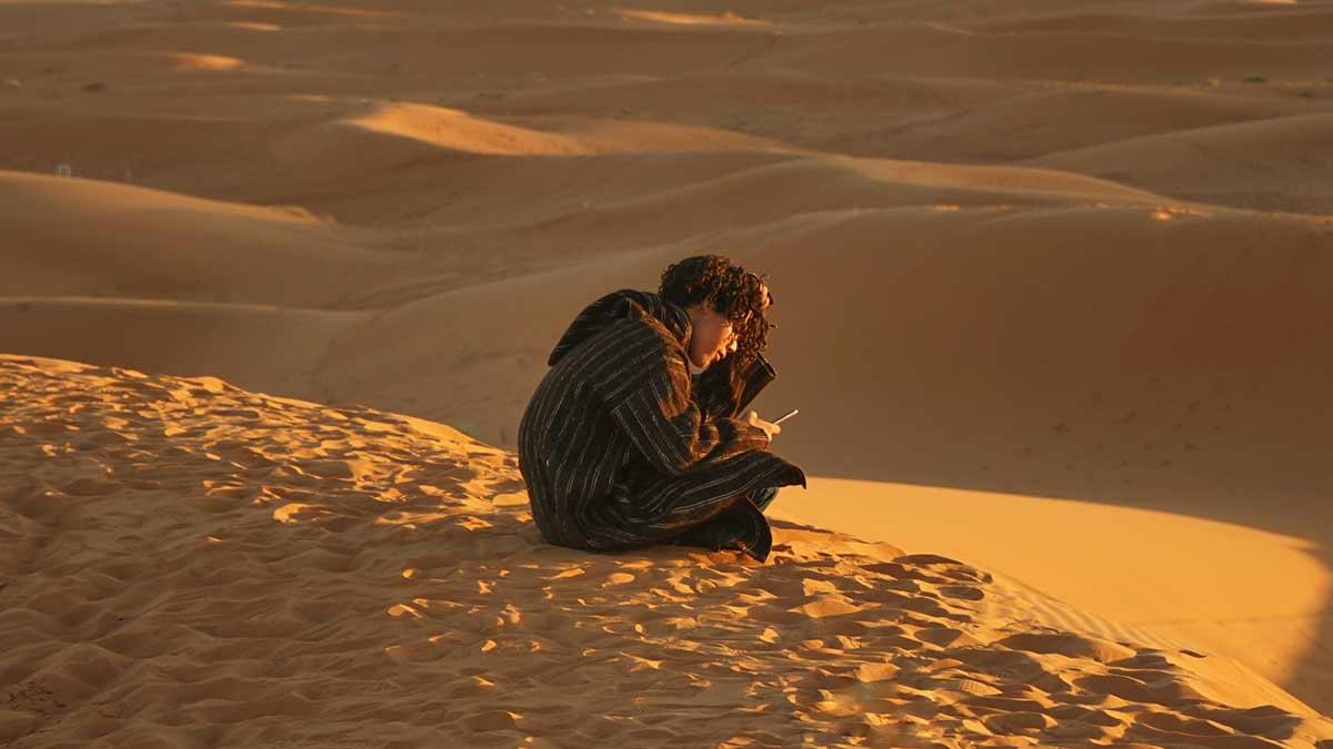 Romance Scam in Morocco