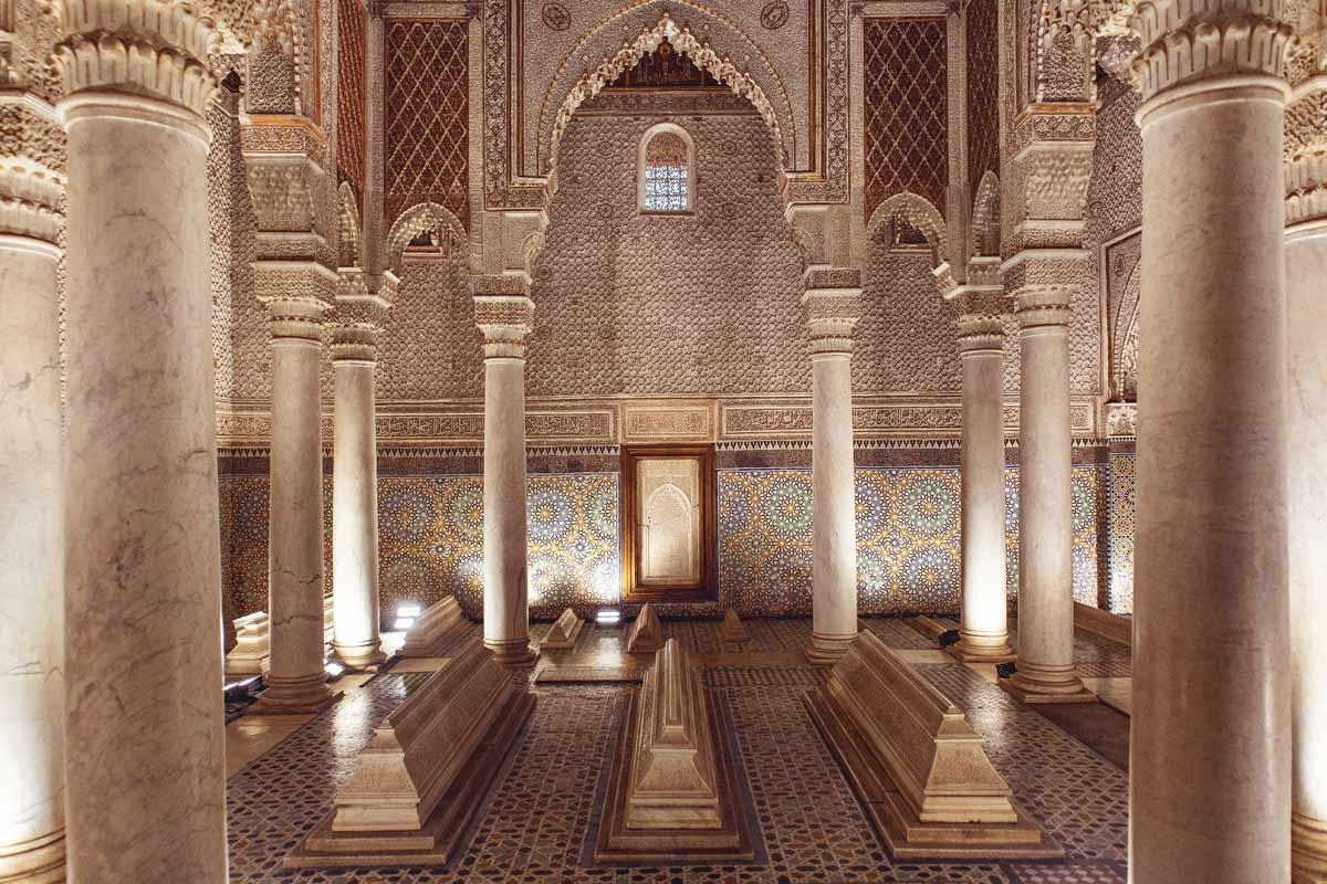 room of the twelve pillars
