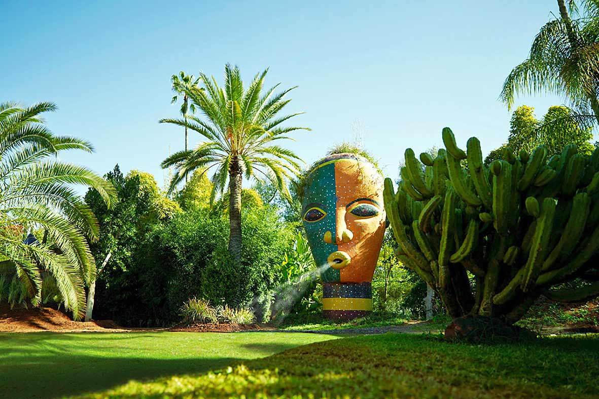 Marrakech Anima Garden Art