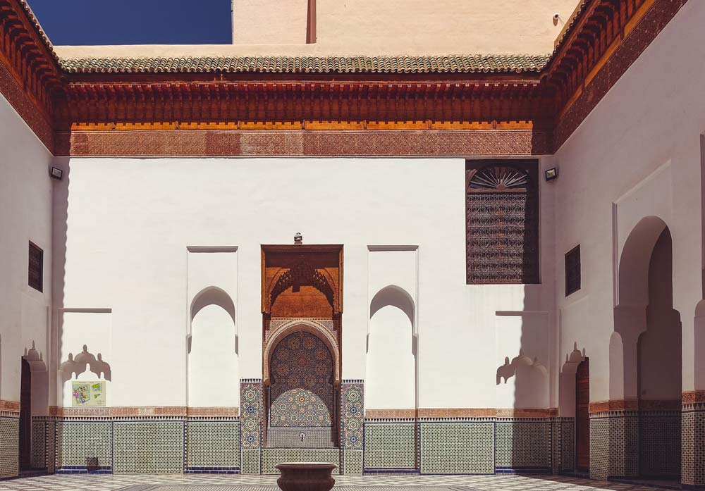 Museum Dar Si Said Marrakech