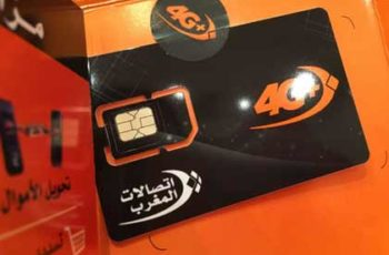 Prepaid SIM cards, mobile data and phone calls in Morocco